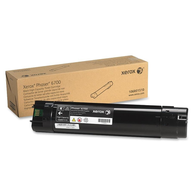 Xerox 106R01510 Black Toner Cartridge