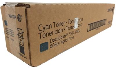 Xerox 006R01554 Cyan Toner Cartridge (6R1554)