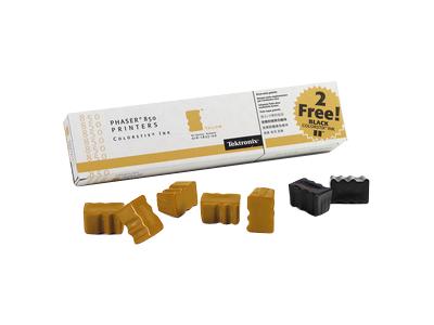 Xerox 016-1827-00 Yellow/Black Sticks (016182700)