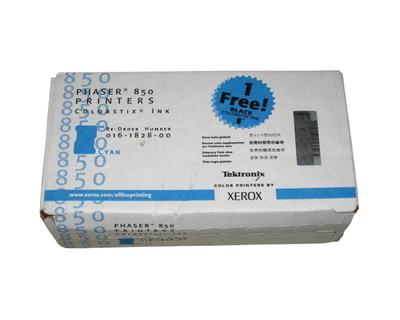 Xerox 016-1828-00 Cyan/Black Sticks (016182800)