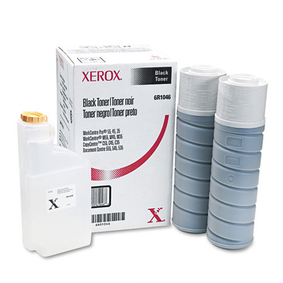 Xerox 6R1046 Black Toner Cartridge (006R01046)