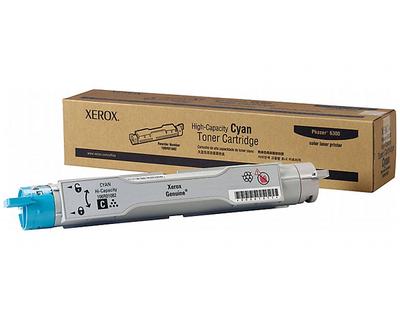 Xerox 106R01082 Cyan Toner Cartridge