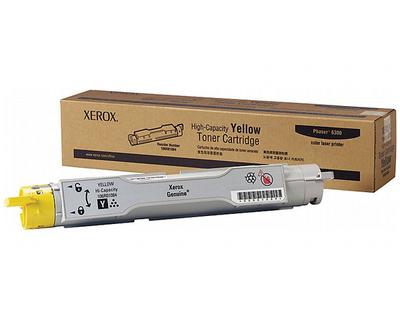 Xerox 106R01084 Yellow Toner Cartridge