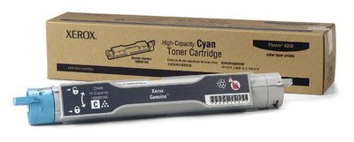 Xerox 106R01144 Cyan Toner Cartridge