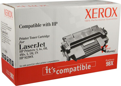 Xerox 6R904 Black Toner Cartridge