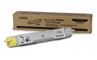 Xerox 106R01216 Yellow Toner Cartridge
