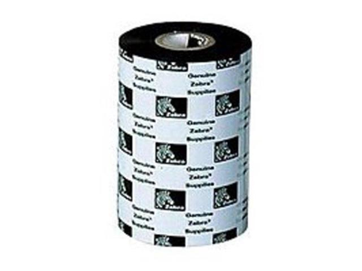 "Zebra 02000BK04045 Ribbon Wax (1.57"" x 1476') (1"" Core)"