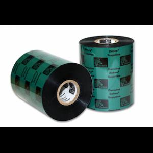 "Zebra 02000BK08945 Ribbon Wax (3.5"" x 1476') (1"" Core)"