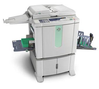 riso machine